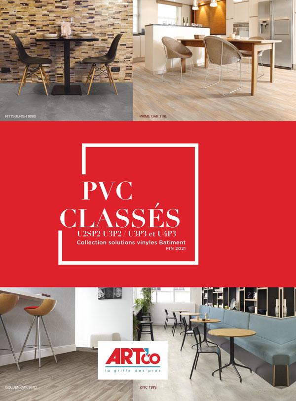 Collection PVC Classés